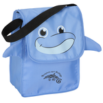 Paws and Claws Lunch Bag – Dolphin - 24 hr