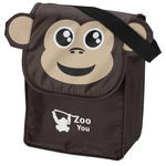 Paws and Claws Lunch Bag – Monkey - 24 hr