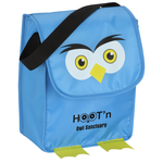 Paws and Claws Lunch Bag – Owl - 24 hr