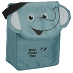 Paws and Claws Lunch Bag – Elephant - 24 hr