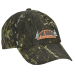 Hunter's Hideaway Cap - Mossy Oak Break-Up