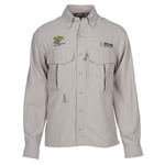 Eddie Bauer LS Moisture Wicking Fishing Shirt