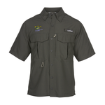 Eddie Bauer SS Moisture Wicking Fishing Shirt