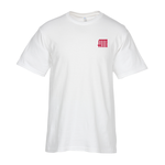 Essential Ring Spun Cotton T-Shirt - Men's - White