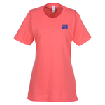 Essential Ring Spun Cotton T-Shirt - Ladies' - Colors