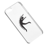 myPhone Hard Case for iPhone 5 - Translucent - 24 hr