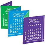 Accordion Desk Calendar