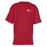Hanes 4 oz. Cool Dri T-Shirt - Youth