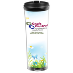 Full Color Endeavour Insulated Travel Tumbler - 16 oz.