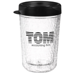 Hammered Insulated Travel Tumbler - 16 oz.