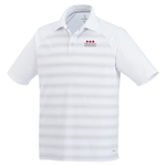 Shima Stripe Moisture Wicking  Polo - Men's - 24 hr
