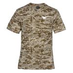 Code V Camouflage T-Shirt - Men's