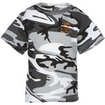 Code V Camouflage T-Shirt - Youth