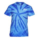 Tie-Dye Tonal Pinwheel T-Shirt - Men's