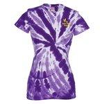 Tie-Dye Tonal Pinwheel T-Shirt - Ladies'