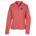 Mission 1/4 Zip Performance Pullover - Ladies'