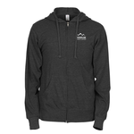 Independent Trading Co. 4.5 oz. Full Zip Hoodie-Screen