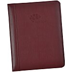 Vintage Leather Writing Padfolio