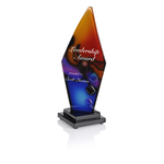 Pillar Art Glass Award