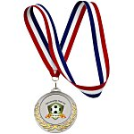 Victory Medal - Red, White & Blue Ribbon