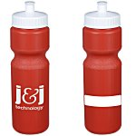 ID Sport Bottle with Push Pull Lid - 28 oz.