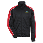 Piped Colorblock Tricot Track Jacket - Men's