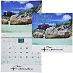 Glorious Getaways Calendar - Stapled - 24 hr