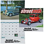 Street Rods Calendar - Stapled - 24 hr