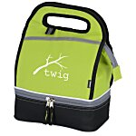 KOOZIE® Duo Lunch Cooler
