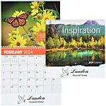 Inspirational Calendar - Spiral - 24 hr