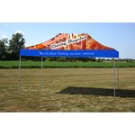 10' x 15' Deluxe Event Tent - Full Color