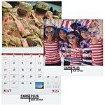 Celebrate America Calendar - Spiral - 24 hr