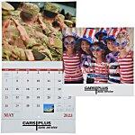 Celebrate America Calendar - Stapled - 24 hr