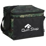 Camo KOOZIE® Six-Pack Kooler