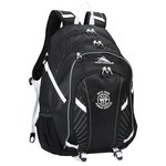 High Sierra Zoe Laptop Backpack w/Travel Bag