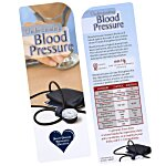 Just the Facts Bookmark - Blood Pressure