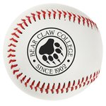 Synthetic Leather Baseball - Rubber Core