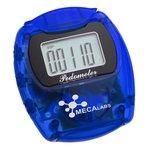 Marathon Pedometer - Translucent