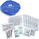 Safe Care First Aid Kit - Translucent