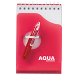 Wave Jotter with Pen