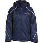 Angle 3-In-1 Bonded Fleece Liner Jacket - Ladies