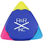 TriMark Highlighter - Opaque - Reflex Blue - 24 hr