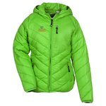 Crystal Mountain Hooded Jacket - Ladies'