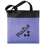 Excel Sport Meeting Tote- Purple