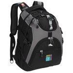 High Sierra Access Laptop Backpack - Embroidered