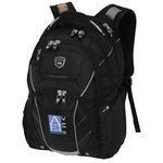 High Sierra Elite Fly-By Laptop Backpack - Embroidered