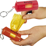 Companion Pet Bag Dispenser Keychain