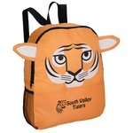 Paws and Claws Backpack - Tiger