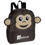 Paws and Claws Backpack - Monkey