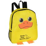 Paws and Claws Backpack - Duck
